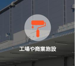 工場や商業施設