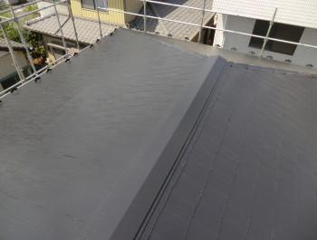 屋根・付帯塗装工事