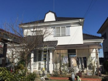 屋根・外壁塗装 雨漏り修繕