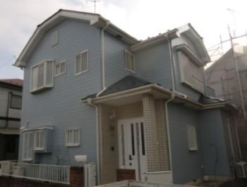 屋根・外壁塗装 板金工事