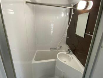 賃貸マンション浴室工法リメイク